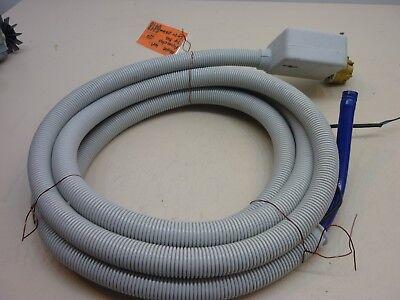 Lange Waschmaschine Schlauch (Miele Waschmaschine Aquastop mit Lange Schlauch Typ 800 T-Nr 4025635)
