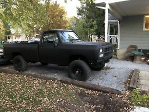 Dodge w250 cummins