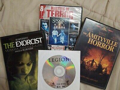 Halloween Spook Movie (7 Movies! Spooks & Creeps,Cursed,Halloween, Hellraiser)