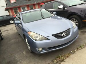 2006 Toyota Solara SE 4 ALLOYS CERTIFIED ETESTED