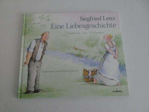 Eine Liebesgeschichte - zärtliches aus Suleyken - Siegfried Lenz - 1. Aufl. 2013