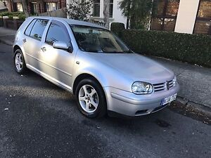 PRICE DROPPED - VW Golf Generation 4th Gen 2003 Manual 2.0 Summer Hill Ashfield Area Preview