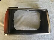 Datsun Sunny 310 Headlight Rim with flasher RH VGC Mango Hill Pine Rivers Area Preview