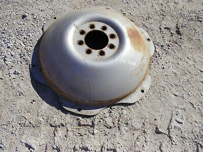 Massey Ferguson Tractor Rear Wheel Center Rim To Hub