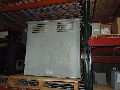 Tramo 65kva 205-550yo - 380zo 3ph Dry Type Transformer Used Electrically Ok
