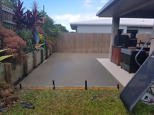 Construction landscaper looking for weekend work Cairns Cairns City Preview