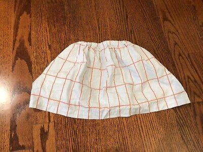Tiny Cottons Plaid Skirt 2