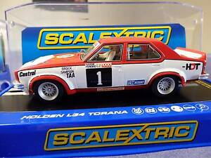 Scalextric slot car - Peter Brock Torana No.1 - lowest price ever Carine Stirling Area Preview