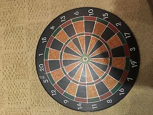 Dart Board for sale, cheap.