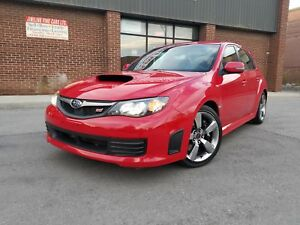 2009 Subaru Impreza WRX STI 6 SPEED POWER GROUPS!!!