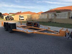 Immaculate! Low Loader Car Transporter, Toy Haulier! Mandurah Mandurah Area Preview