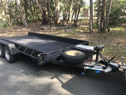 Car trailer hire /Motorbike trailer  Campbelltown Campbelltown Area Preview