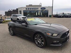 2016 Mustang Premium Convertible