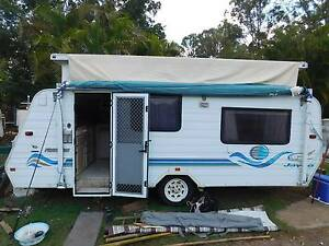 2001 Jayco Freedom caravan Maryborough Fraser Coast Preview