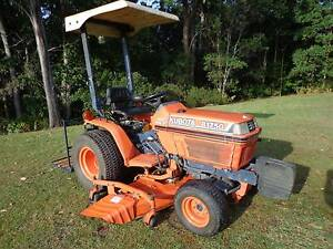 Kubota 4x4 Tractor Sandy Beach Coffs Harbour Area Preview