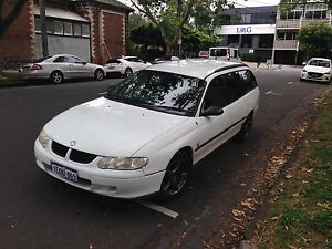2002 HOLDEN COMMODORE STATION WAGON Windsor Stonnington Area Preview