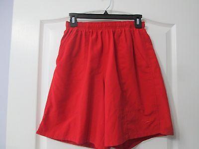 swimwear Speedo Red men bathing suit size S