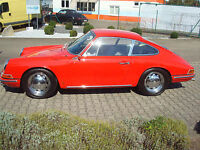 Porsche 911 2.0 Coupe SWB 02/1965 Matching Numbers Solex