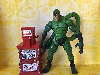 Marvel Legends Toybiz Spider-Man Classics Scorpion Action Figure (J)