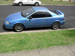1993 Toyota Paseo Coupe Abbotsbury Fairfield Area Preview