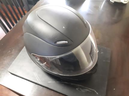 Black Helmet - Medium
