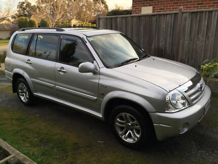 2005 Suzuki grande vitara +REGO +RWC Narre Warren South Casey Area Preview