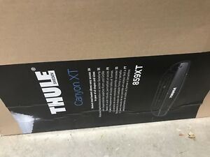 Thule roof basket and accessories