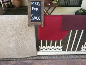 CARPET MATS Unanderra Wollongong Area Preview