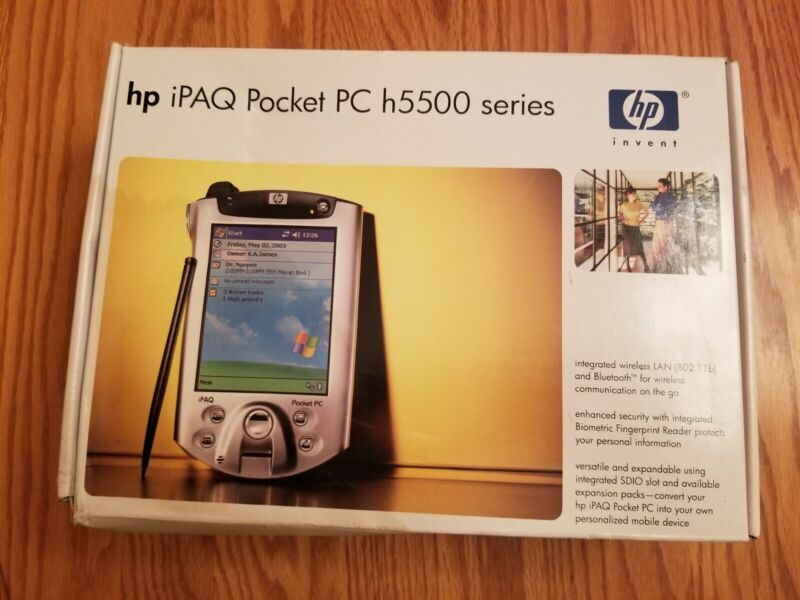 Open-Box HP iPAQ Pocket PC H5555