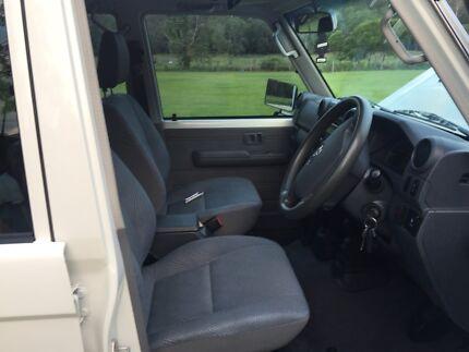 Toyota Land Cruiser Dual Cab GXL
