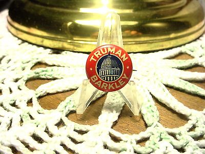 1948 Another  Truman President Campaign pinback button