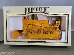 JOHN DEERE JD 420 CRAWLER COLLECTOR EDITION NEW IN BOX 1/16 ERTL 1998