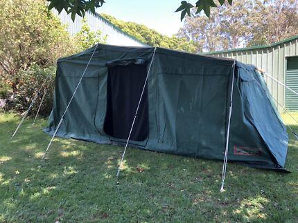 2017 Austrack camper trailer Dorrigo Bellingen Area Preview