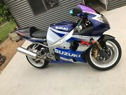 Suzuki gsxr 1000 Wendouree Ballarat City Preview