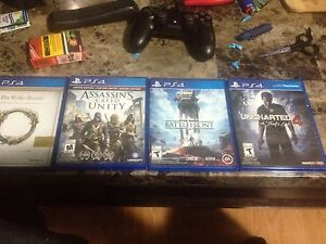 4 ps4 games $20 each