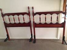 Solid Pine Single Bed heads x 2 ... BRAND NEW.... Point Cook Wyndham Area Preview