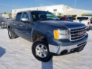 2012 GMC Sierra 1500 SLE, Kenwood Deck, Bluetooth, 4x4