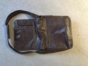 Good quality leather brief case