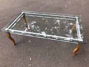 Glass coffee table Buderim Maroochydore Area Preview