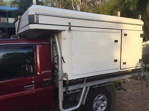 Slide on Camper – fully fitted out –ready to go! Willow Vale Gold Coast North Preview