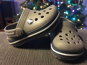 Crocs - Toddler size 4
