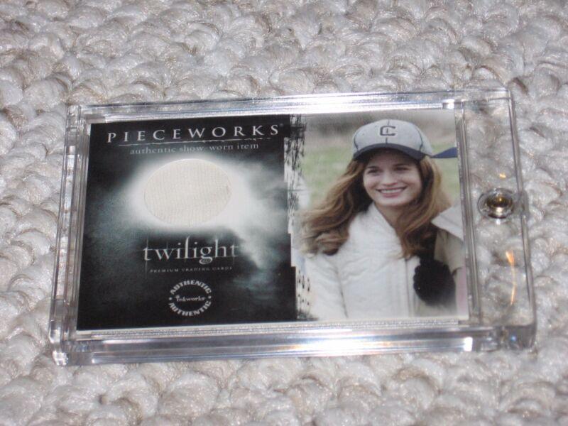 Twilight Inkworks Pieceworks Esme Cullen Elizabeth Reaser PW8 RARE