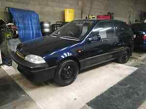 92 suzuki swift Kilkenny Charles Sturt Area Preview