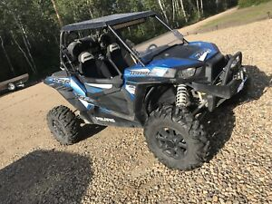 2016 Polaris RZR XP eps 5 years extended warranty