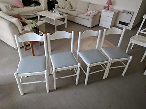 Kitchen chair set Carlton Melbourne City Preview