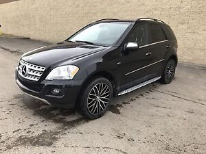 2010 Mercedes ML350 Bluetec!!