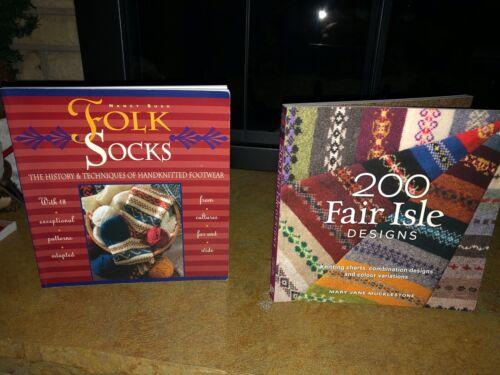 Knitting Books   Fair Isle