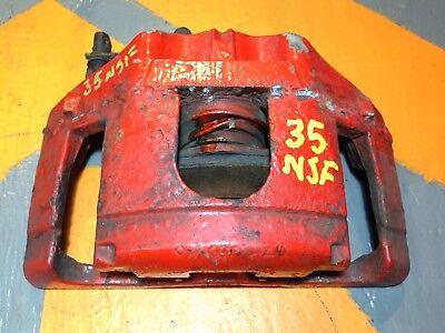 audi a6 allroad 2004 n/s/f passenger side left front brake caliper