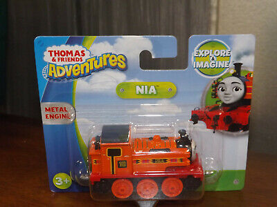 Thomas & Friends Adventures Trains New in Package Nia
