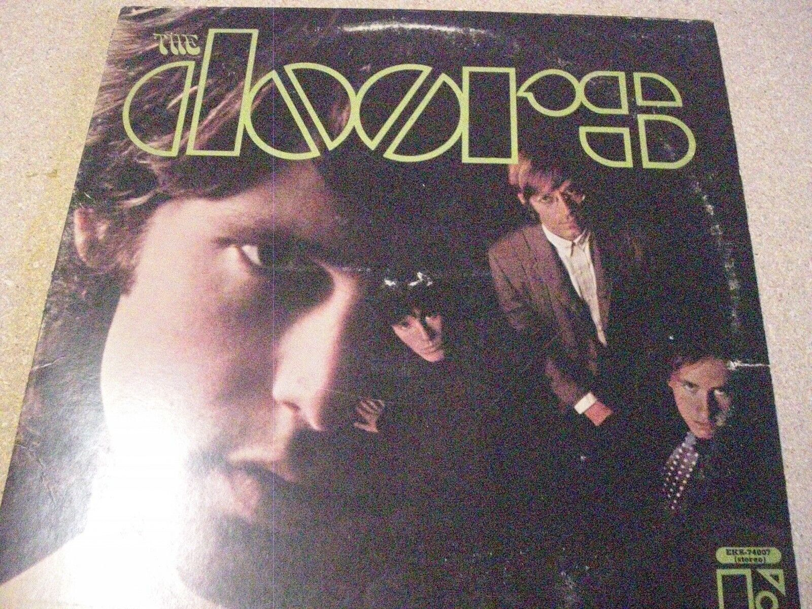 The DOORS Self Titled First Album 1967 In Excellent Condition - $27.00